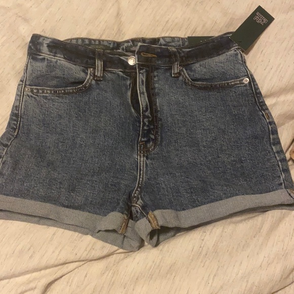 Size 8 Jean shorts with tags